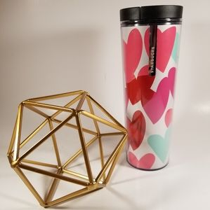 Starbucks, rare, Valentines Tumbler